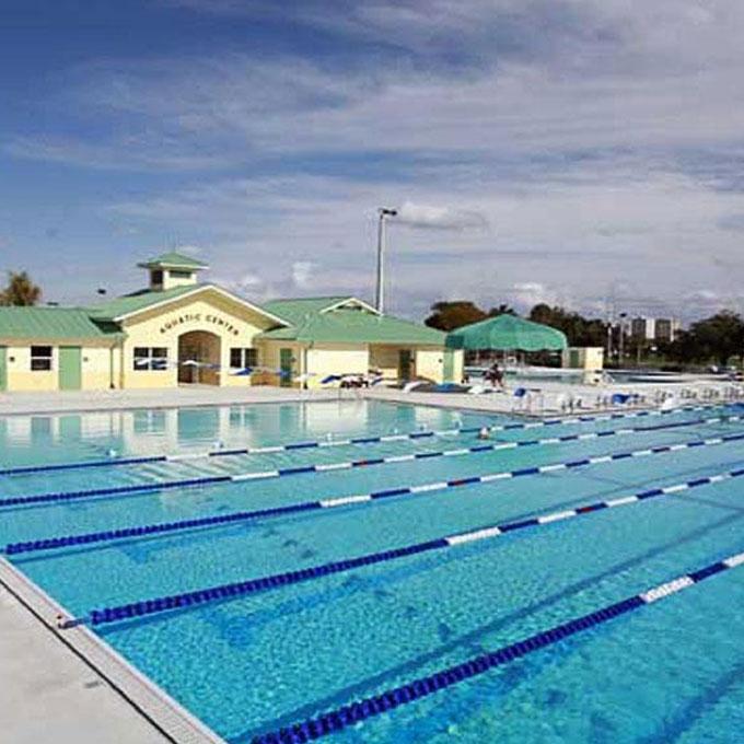 Thomas Sasso Aquatic Center